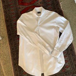 Giorgio Armani dress shirt.